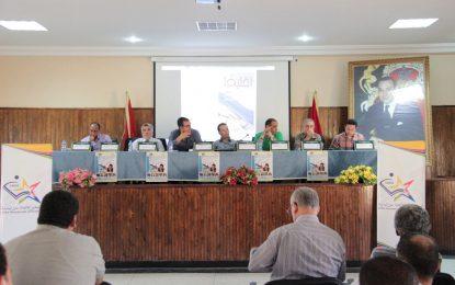 التجربة الروائية أقليما لسلام أحمد إدريسو  في ضيافة المركز المغربي للأبحاث حول المدرسة بمكناس .