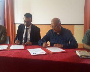 اتفاقية شراكة بين أوراق رقمية و التضامن الجامعي المغربي ترى النور